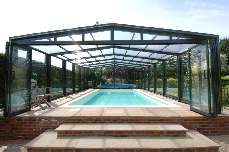 5 segredos cobrir sua piscina com policarbonato